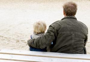 Man Tackling Divorce Presssure