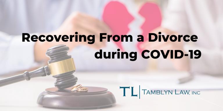 Divorce Case Representation During COVID-19